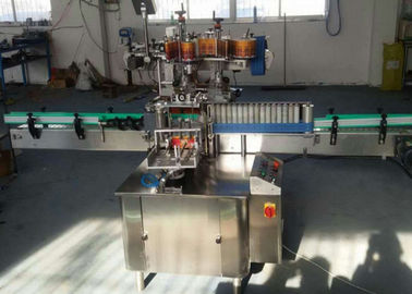 Çin High Speed Automatic Labeling Machine , Automatic Label Pasting Machine Fabrika