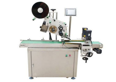 Çin Intelligent Plastic Caps Top Up Automatic Labeler Machine For Drinking Industry Fabrika